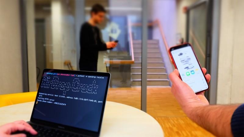 Nguoi dung iOS nen tat ngay AirDrop