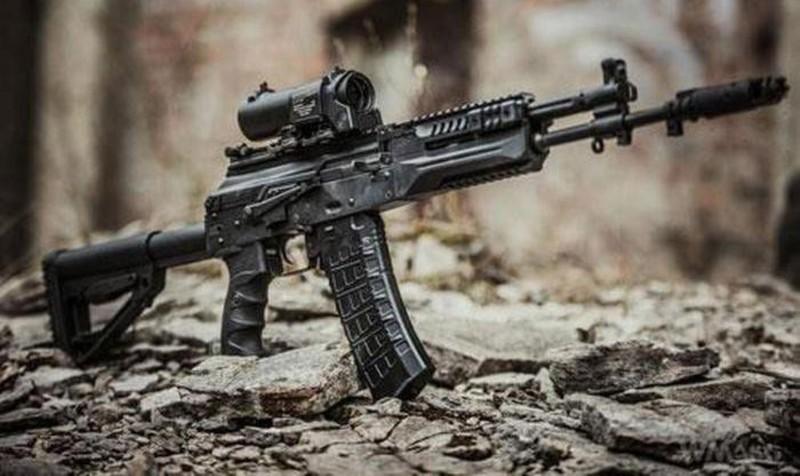 Su that man doi dau giua sung truong tan cong AK-12 Nga va ao giap My-Hinh-11