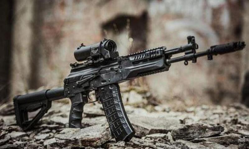 Su that man doi dau giua sung truong tan cong AK-12 Nga va ao giap My-Hinh-15