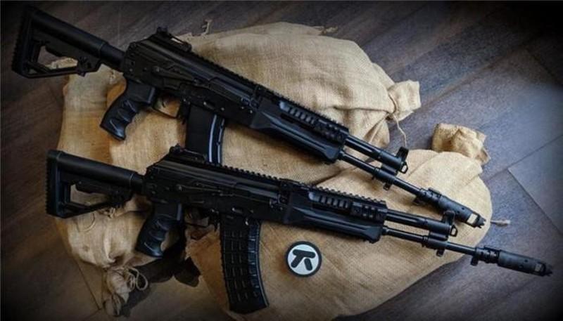 Su that man doi dau giua sung truong tan cong AK-12 Nga va ao giap My-Hinh-18
