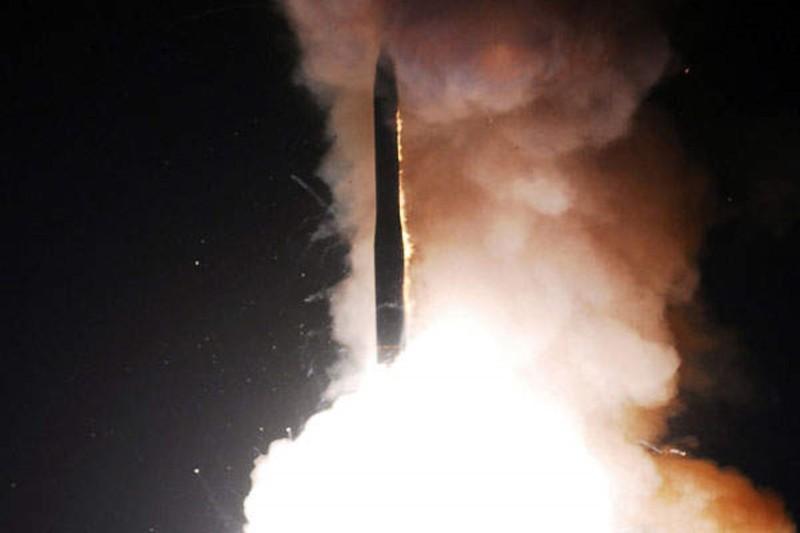 Quân đội Mỹ thừa nhận vừa phóng xịt tên lửa Minuteman III