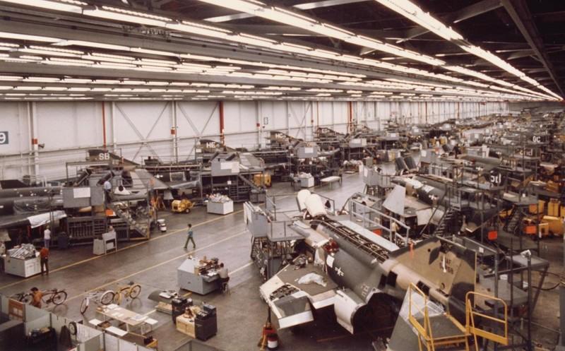F-4E Phantom II, cu sua sai cua My sau khi rung toi ta tren bau troi Viet Nam-Hinh-14