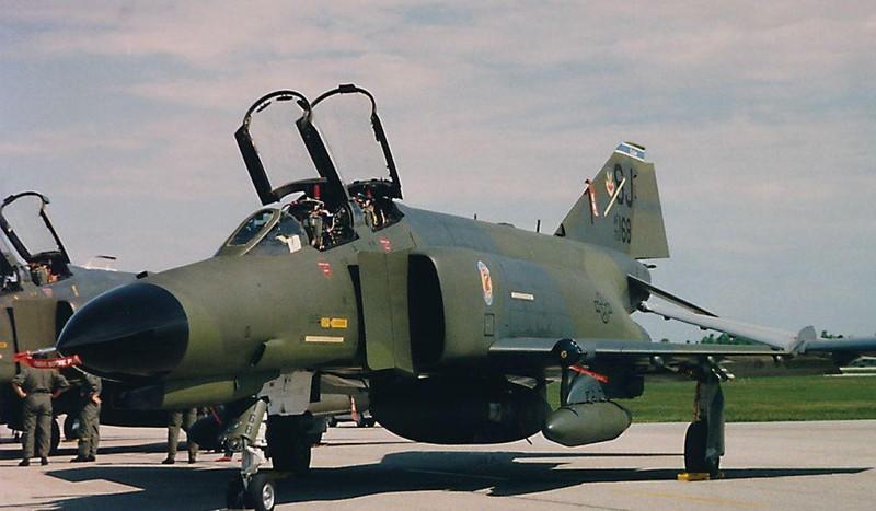 F-4E Phantom II, cu sua sai cua My sau khi rung toi ta tren bau troi Viet Nam-Hinh-24