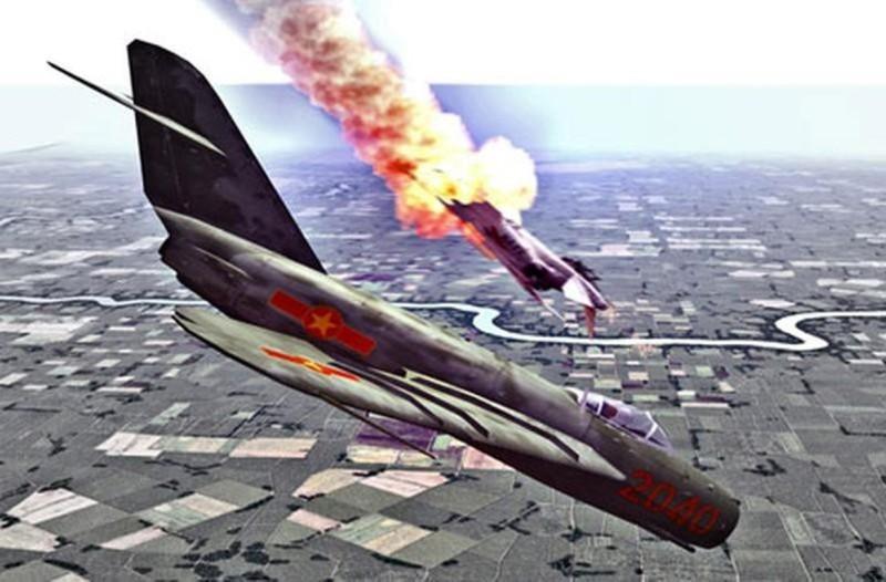 F-4E Phantom II, cu sua sai cua My sau khi rung toi ta tren bau troi Viet Nam-Hinh-8