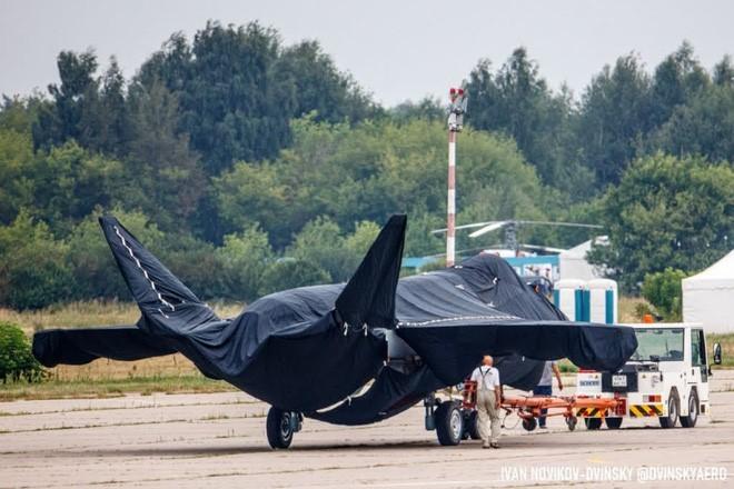 Nga ra mắt tiêm kích Su-59, coi Việt Nam là khách hàng tiềm năng