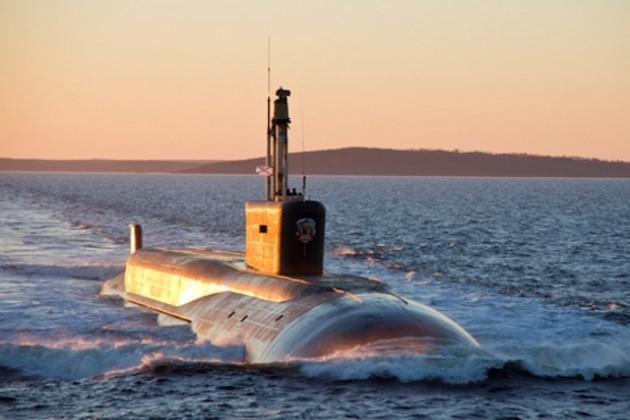 """Sức mạnh tàu ngầm Nga """"rằn mặt"""" Mỹ vì cớ Ukraine tập trận?"""
