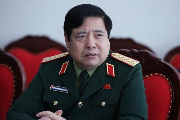 Dai tuong Phung Quang Thanh - vi tuong truong thanh qua chien dau
