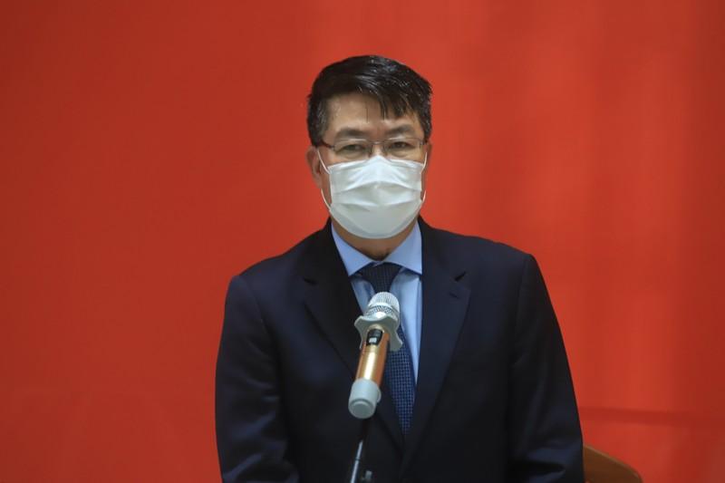 Chu tich nuoc: Dang, Nha nuoc luon quan tam den ba con Viet Nam o Cuba