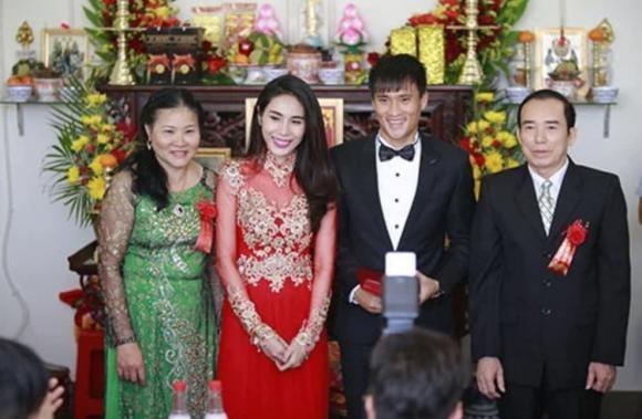 Su that chuyen Thuy Tien bi bo Cong Vinh cam cuoi vi qua hon