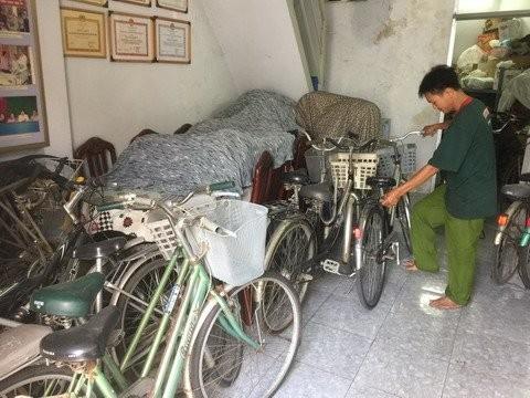 Xuc dong thanh nien giup hoc sinh ngheo co xe dap den truong-Hinh-3