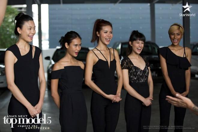 Minh Tu xuat sac vao chung ket Asia's Next Top Model