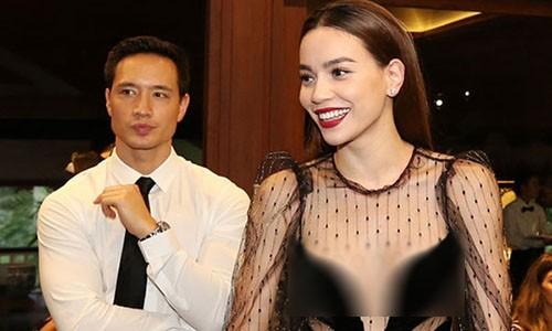 "Xuan Lan ""co tinh"" de lo chuyen Ho Ngoc Ha va Kim Ly?"