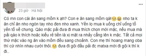 "Me tre hung gach da vi bi quy ""toi"" quy toc song ao"