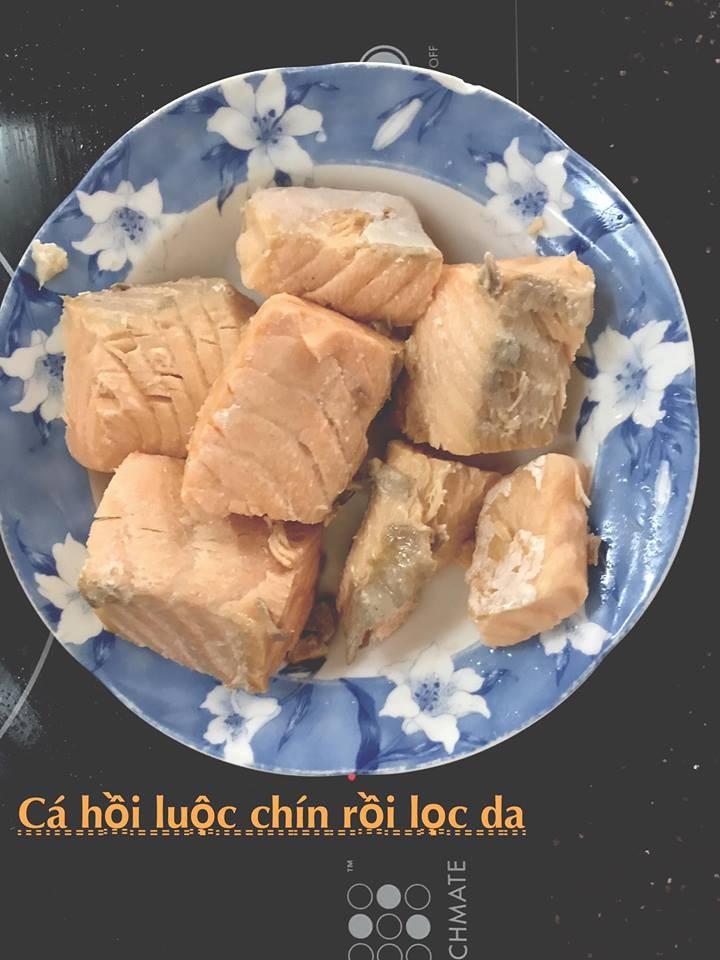 Me tre Viet bay cach lam ruoc ca hoi thom ngon, bo duong cho be yeu-Hinh-2