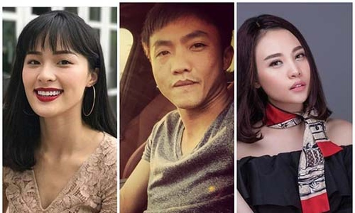 Ha Vi noi gi khi thay Cuong Dola cong khai ben Dam Thu Trang?