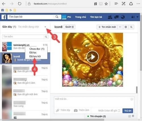 2 cach don gian de luc lai tin nhan Facebook du da bi xoa sach-Hinh-2