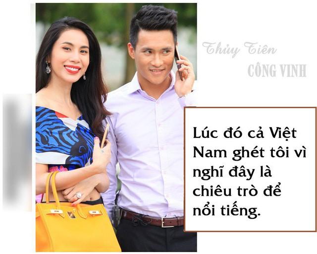 "Ba cap tinh nhan tung bi ""ghet cay ghet dang"" cua showbiz Viet"