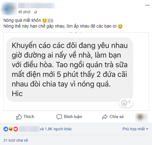 """Cac cap doi """"da nhau thang cang"""" ve lam ban voi dieu hoa"""