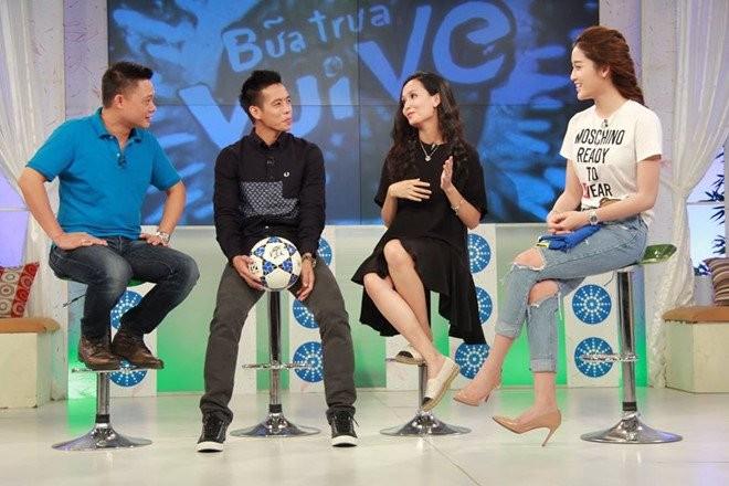 Nguoi vo gioi giang, xinh dep cua Van Quyet U23 Viet Nam-Hinh-7