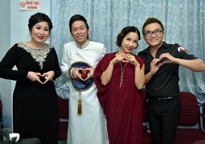 Thuc hu thong tin Dai Nghia nhan cat-xe ngang Hoai Linh va Tran Thanh