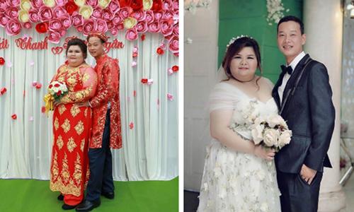 Chuyen tinh lang man cua co nang mum mim nang 130kg