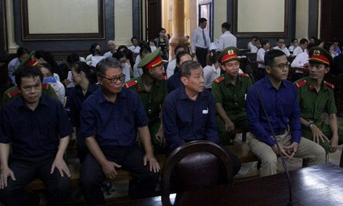 Vu an Hua Thi Phan: Bi cao tung be con so sinh den phien toa xin loi HDXX