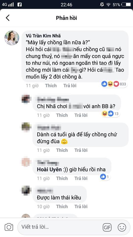 Kim Nha khien fan bat ngo khi noi xau chong cu-Hinh-2