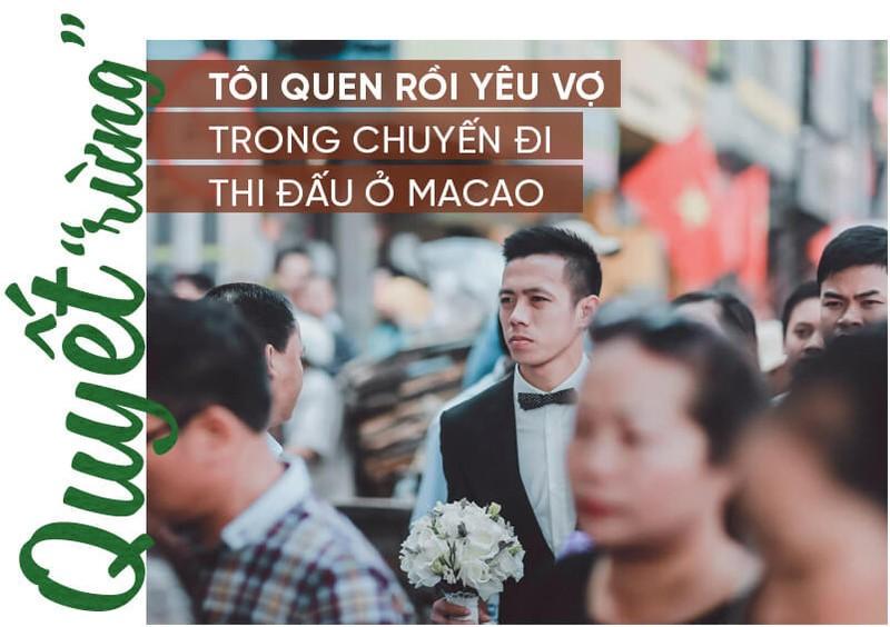 Tien dao Van Quyet tiet lo ve vo hot girl xinh dep gia the khung