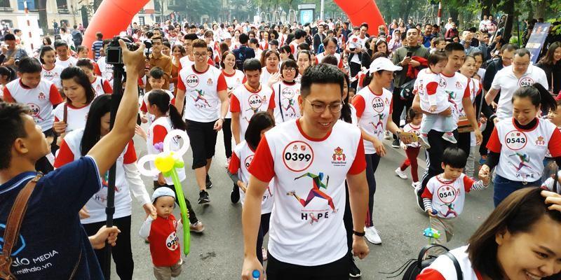 Sunshine Group tai tro chinh cho Run for Hope 2018 gay quy vi benh nhan ung thu-Hinh-2