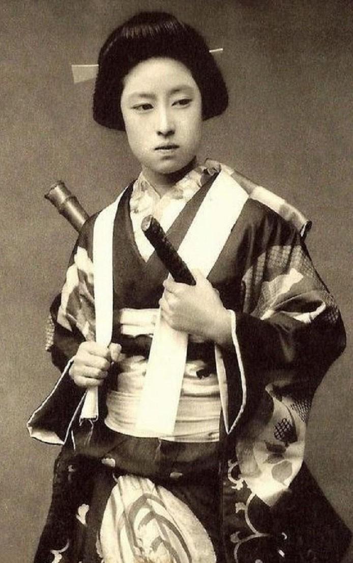 Bi mat ve nhung nu samurai huyen thoai o Nhat Ban-Hinh-3