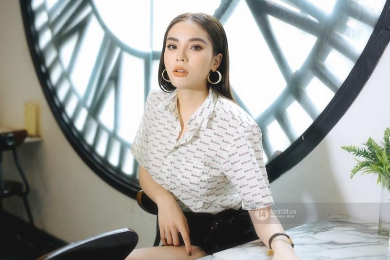 Ky Duyen lan dau tiet lo ly do nghi choi Jolie Nguyen