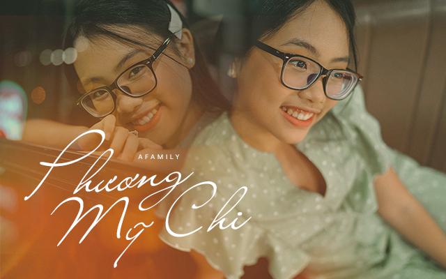 Phuong My Chi tuoi 16: Em gap qua nhieu thi phi