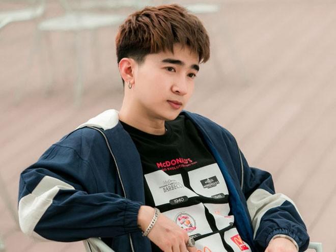 Chi Dan phan ung la khi bi hoi chuyen yeu Ninh Duong Lan Ngoc