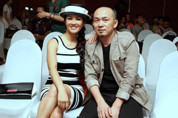 Hong Nhung bat ngo to nhac si Quoc Trung tung co hanh dong gian doi
