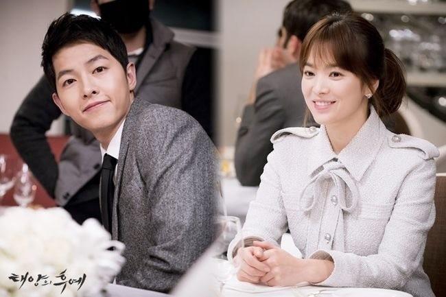 He lo bang chung ran nut tinh cam cua Song Hye Kyo - Song Joong Ki?