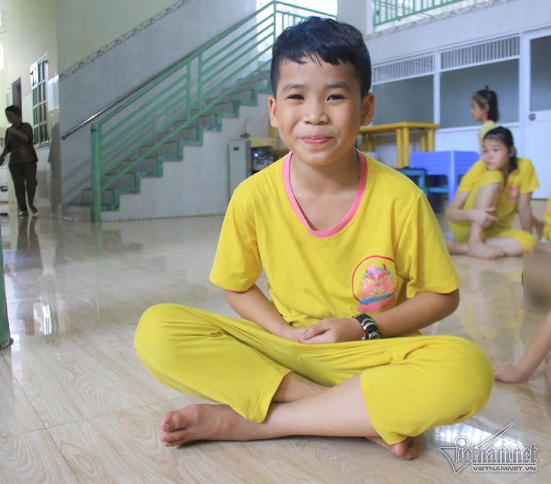 Hoan canh dang thuong cua nhung tre em o mai am Phuc Lam-Hinh-2