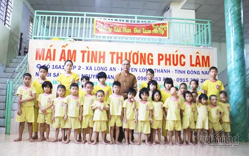 Hoan canh dang thuong cua nhung tre em o mai am Phuc Lam-Hinh-3