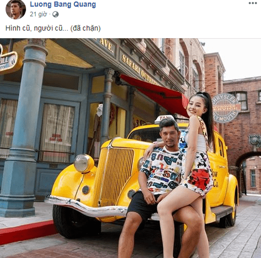 Luong Bang Quang up mo chuyen chia tay Ngan 98