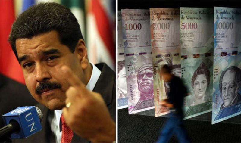 Venezuela khon kho tren mo dau khong lo, kho vang ngan tan-Hinh-2