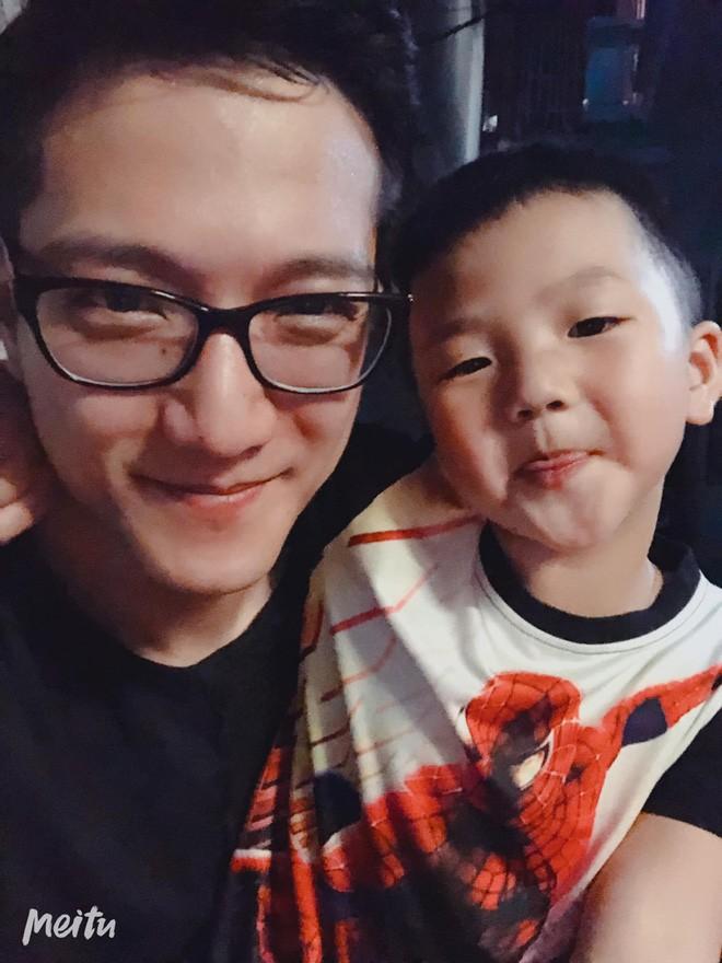 Chi Nhan hanh dong la khi gian tiep noi ve vo cu trong sinh nhat con