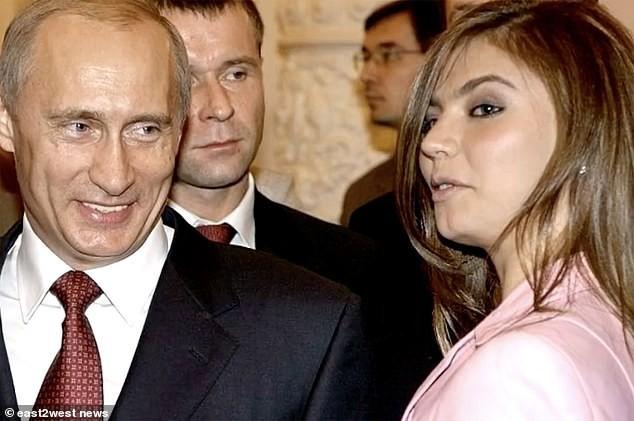 Nguoi tinh tin don cua ong Putin sinh doi con trai?