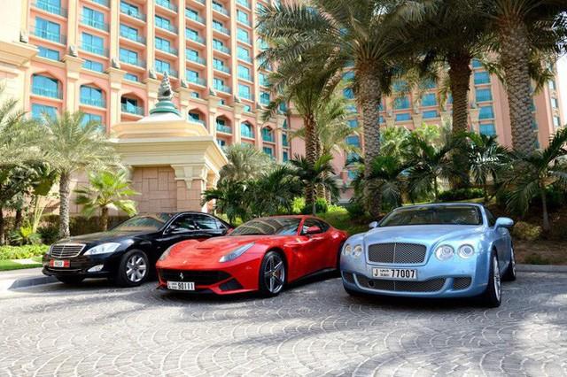 Nhung su that nghiet nga it nguoi biet ve Dubai