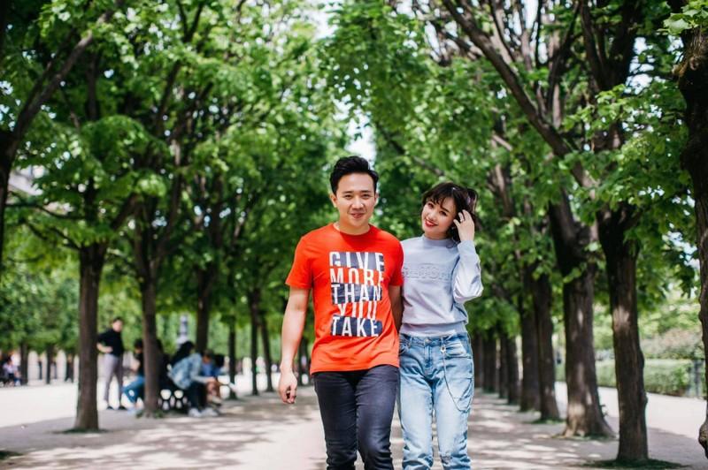 Tran Thanh - Hari Won