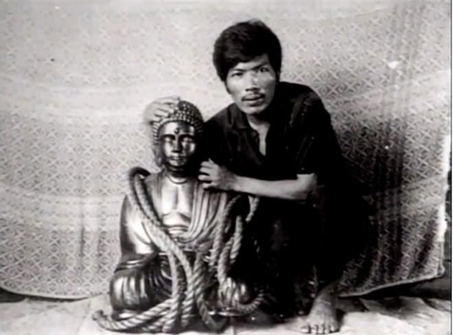 Bi an buc tuong Phat vang va kho bau cua tuong Yamashita