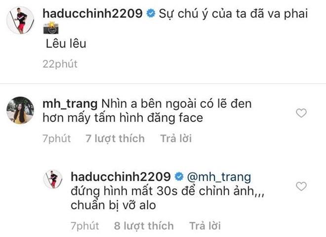 Dang anh song ao, Ha Duc Chinh bi ban gai to chinh sua qua da