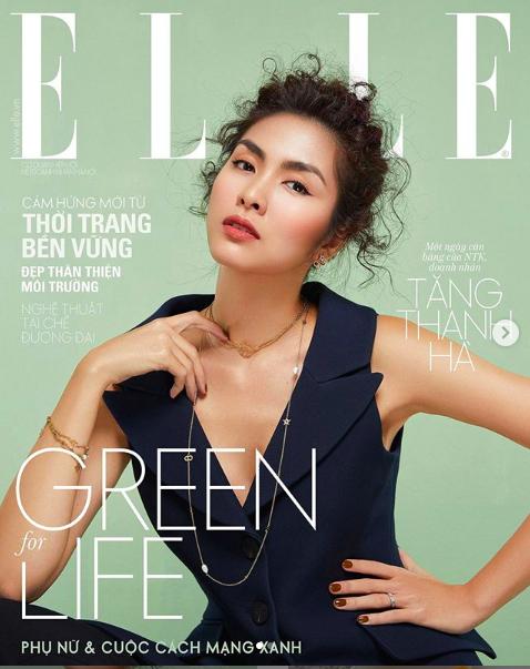 Tang Thanh Ha bat ngo