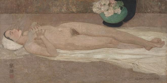 Bi an ty phu bo 1,4 trieu USD mua tranh Nude cua Le Pho