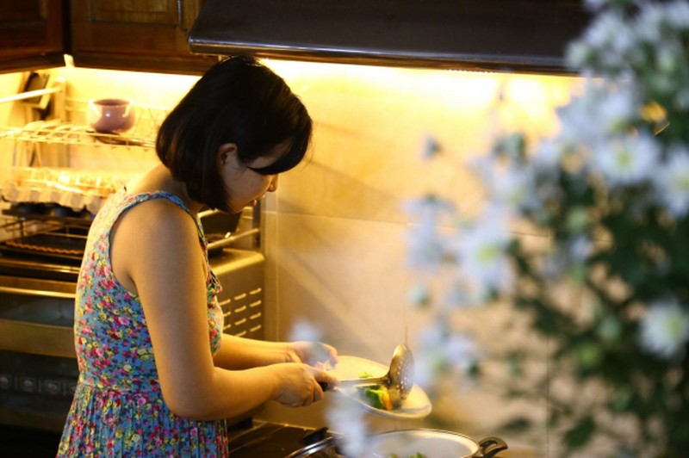 Chien dich mua nha Ha Noi cua vo chong tong luong 8,8 trieu/thang