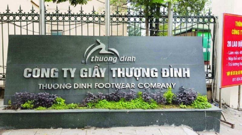 Thuong hieu giay Dang Le Nguyen Vu ua thich thua lo vi