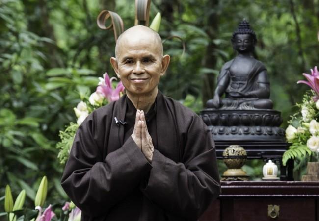 7 bai hoc sau sac de hanh phuc tu thien su Thich Nhat Hanh